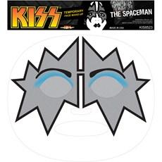 KISS - Spaceman Temporary Face Makeup