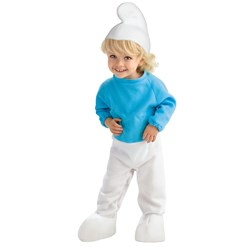 The Smurfs-Smurf Infant/Toddler Costume