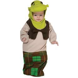 Shrek Forever After - Shrek Bunting Costume