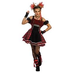 Punk Ballerina Teen Costume