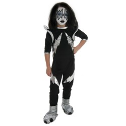 KISS – Spaceman Child Costume