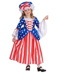 Deluxe Betsy Ross Child Costume