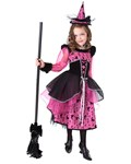 Victorian Witch Child Costume