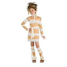 Glamour Mummy Child Costume