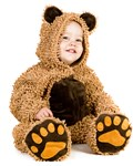 Teddy Bear Infant/Toddler Costume