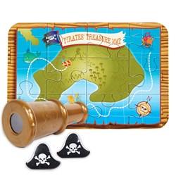 Pirate Adventure Cake Topper