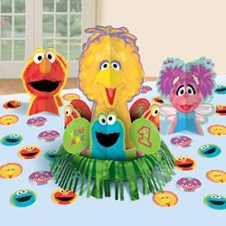 Sesame Street 1st – Centerpiece