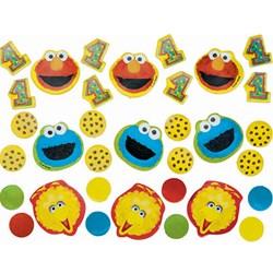Sesame Street 1st – Confetti
