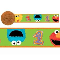 Sesame Street 1st – Crepe Paper
