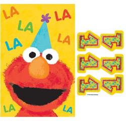 Elmo Party Game