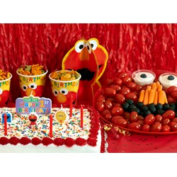Elmo's 1st Deluxe Party Kit
