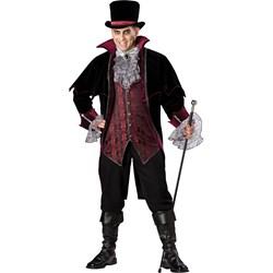 Vampire Of Versailles Plus Adult Costume
