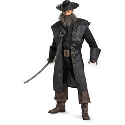 Pirates Of The Caribbean Black Beard Costume