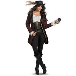Pirates Of The Caribbean Angelica Prestige Costume