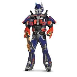 Transformers 3 Optimus Prime Costume - Dark Of The Moon Movie