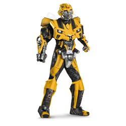 Transformers 3 Bumblebee Costume - Dark Of The Moon Movie