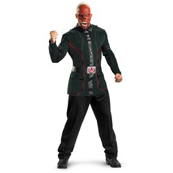 Captain America Red Skull Costume