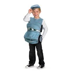 Cars 2 Finn McMissile Child Costume