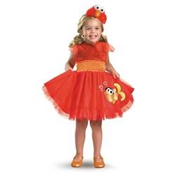 Sesame Street – Frilly Elmo Toddler / Child Costume