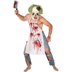 Killer Clown Adult Costume