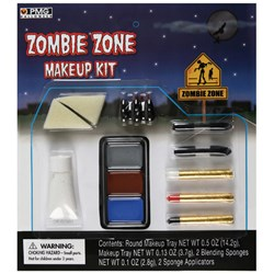 Zombie Zone Makeup Kit