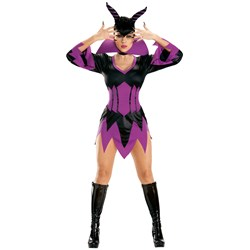 Seductive Sorceress Adult Plus Costume