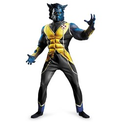 X-Men First Class Beast Costume