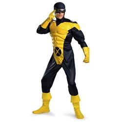 Adult Halloween X-Men First Class Cyclops Costume