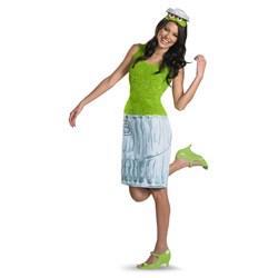 Sesame Street – Oscar Ladies Adult Costume