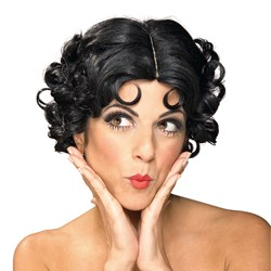 Betty Boop Wig (Adult)