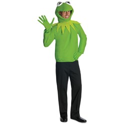 The Muppets  Kermit Adult Costume Kit
