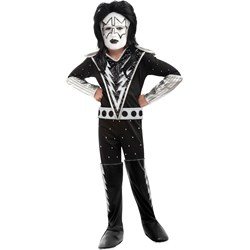 KISS – Spaceman Deluxe Child Costume