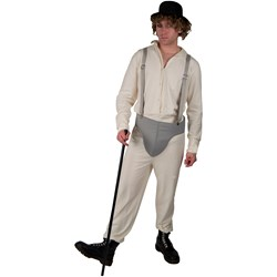 Clockwork Orange   Brother Droog Deluxe Adult Costume