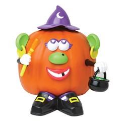 Mr. Potato Head Witch Pumpkin Decorating Kit