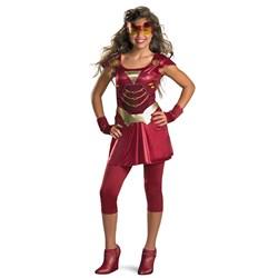 Iron Man 2 (2010) Movie - Iron Girl Tween Costume