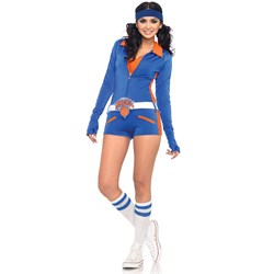 NBA NY Knicks Romper Adult Costume