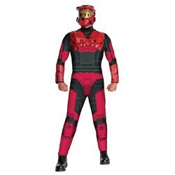 Economy Red Spartan Halloween Costume</p> <p>