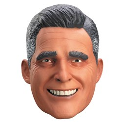 Mitt Romney Adult Mask