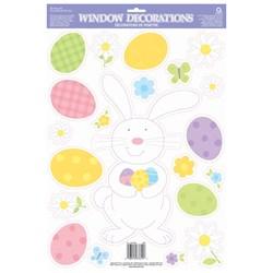 Easter Vinyl Window Cling