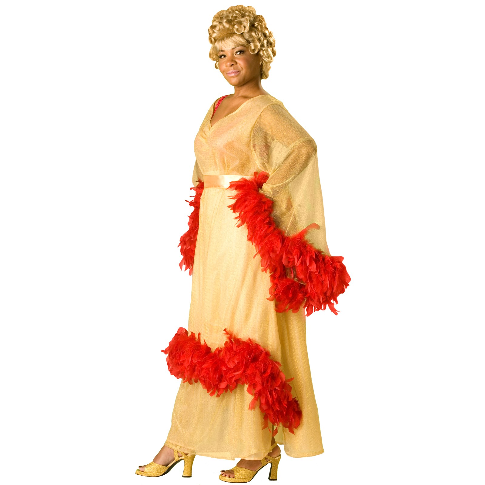 House decorations for halloween - Hairspray Motormouth Maybelle Adult Plus Costume Buycostumes Com