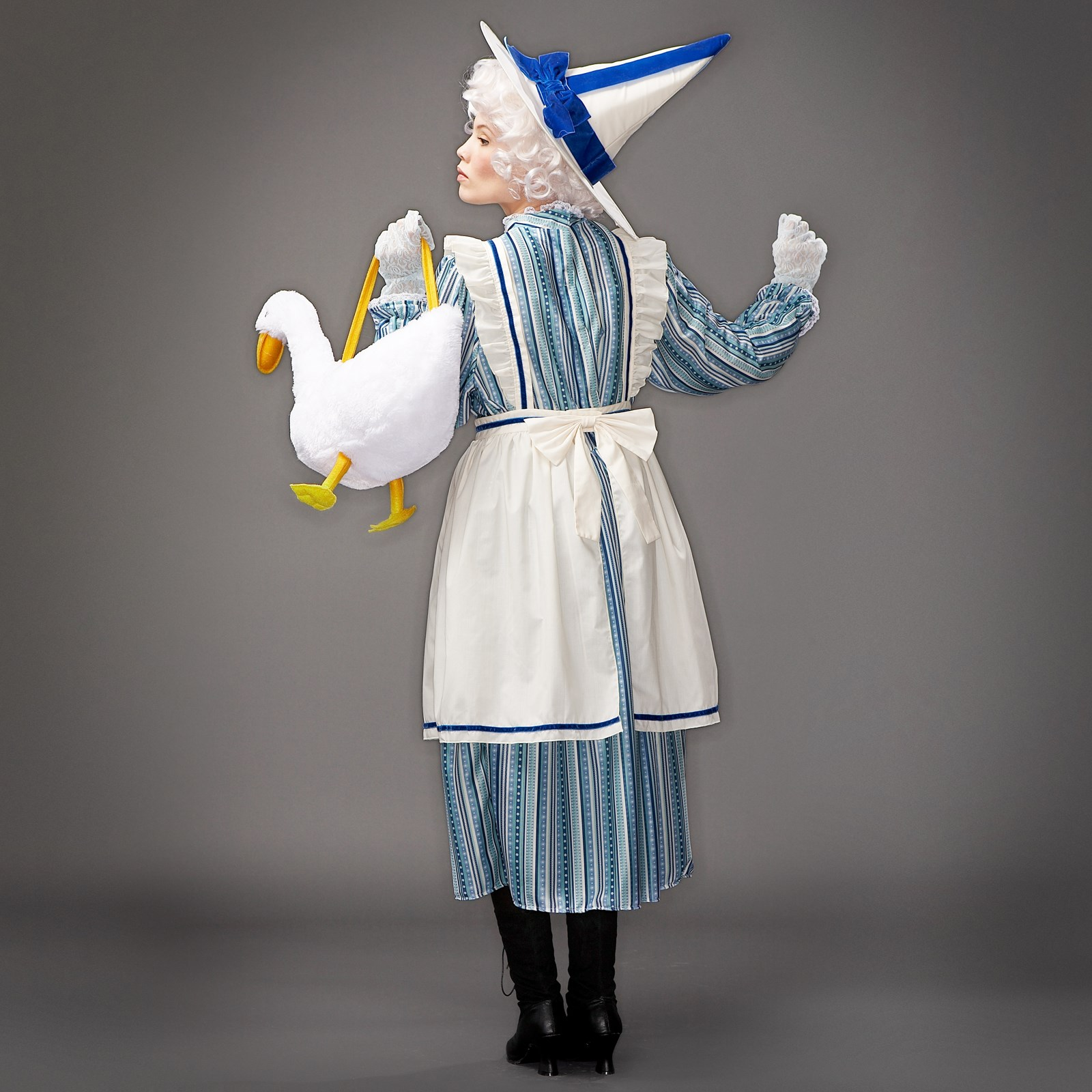Outdoor halloween decorations party - Mother Goose Adult Costume Buycostumes Com