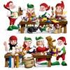 Santa's Workshop Props