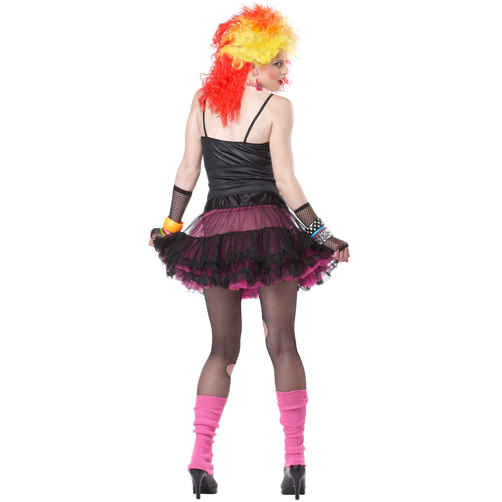 80 S Party Girl Adult Costume Buycostumes Com
