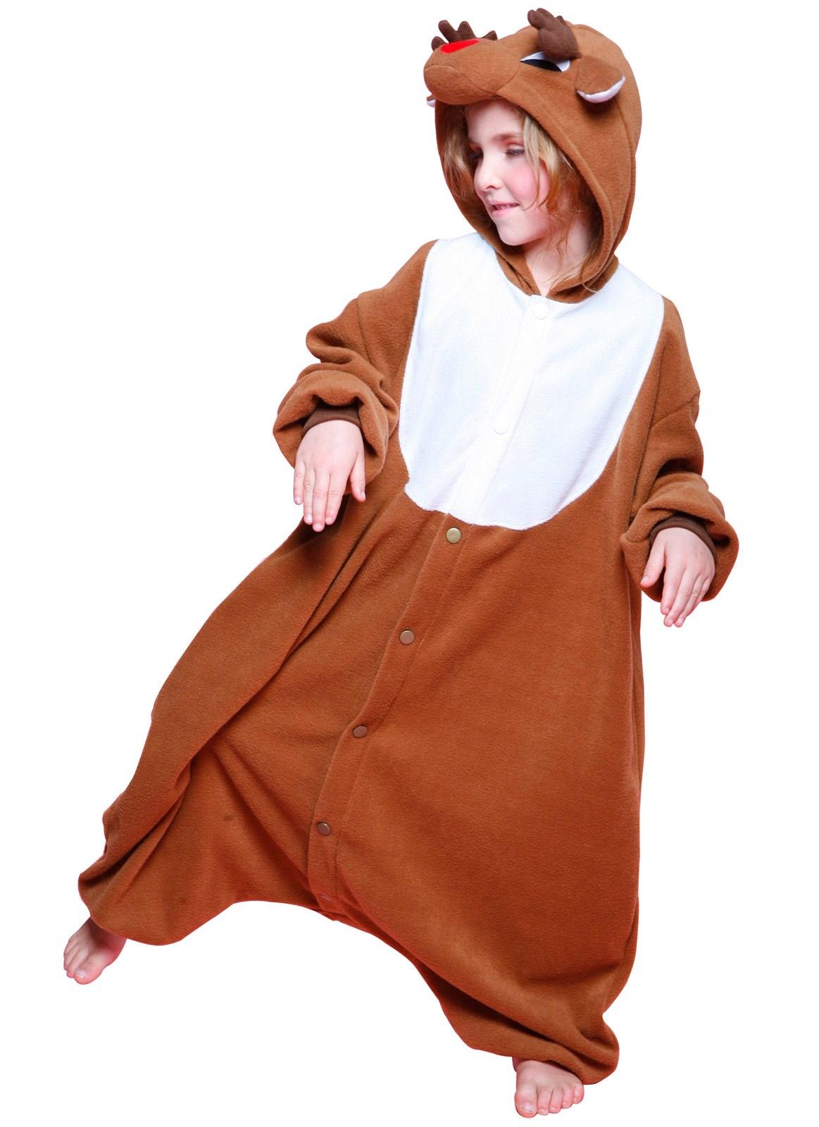 Reindeer Costume Reindeer Child Costume