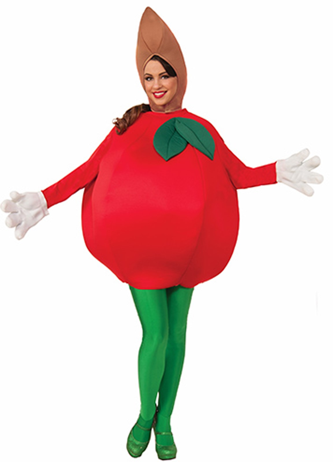 apple costume for adults buycostumescom