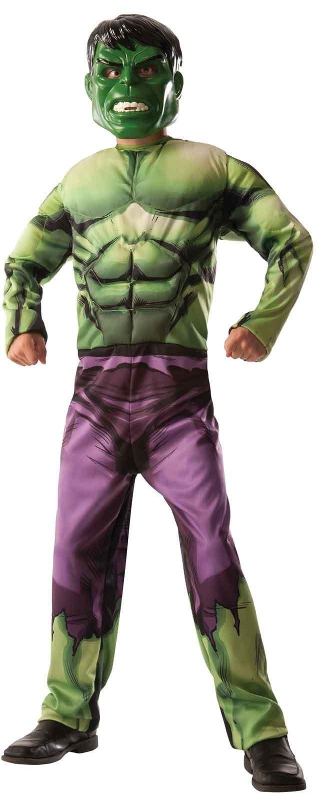 Avengers Assemble - Deluxe Reversible Hulk -Captain America Kids ...