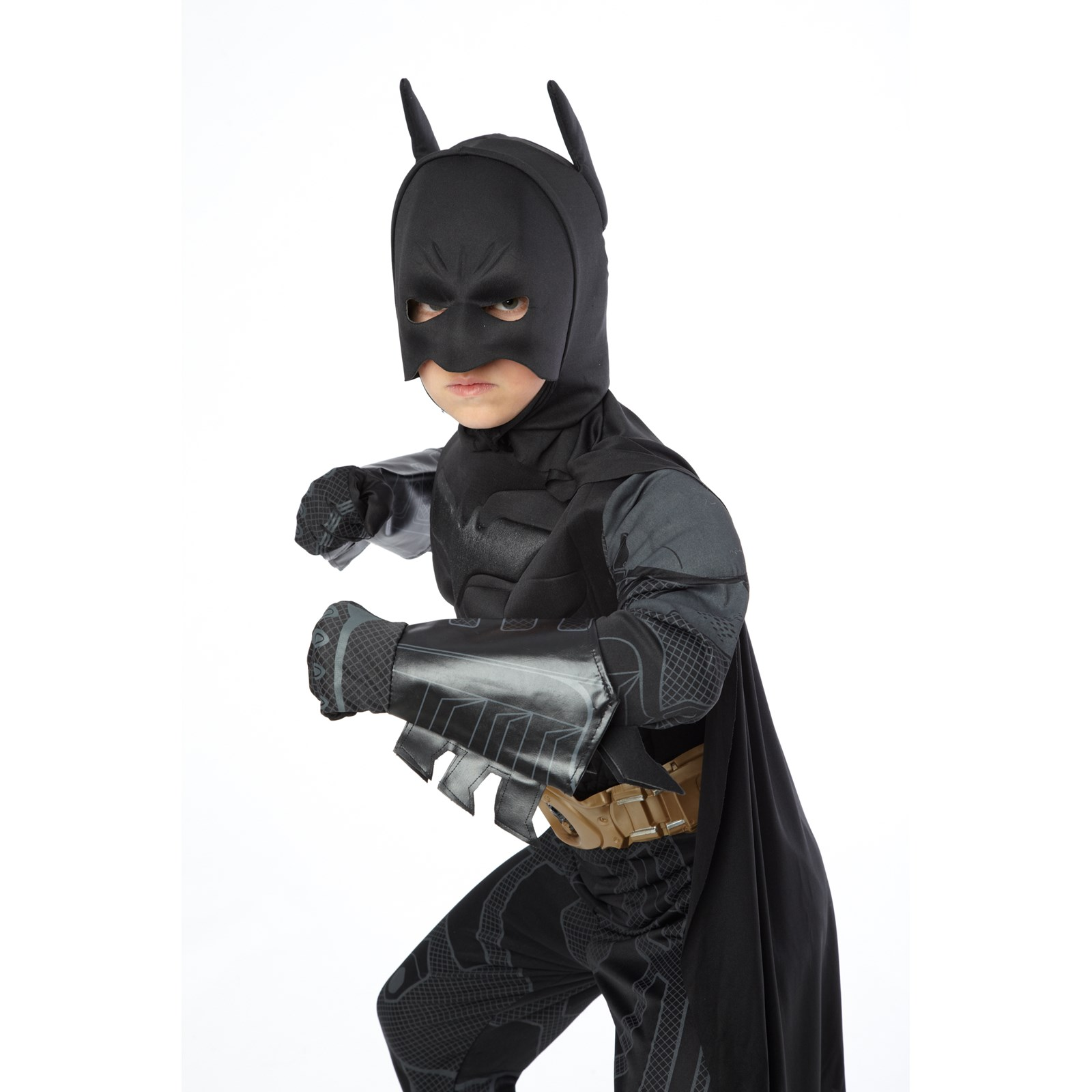 batman the dark knight rises deluxe muscle chest child costume. Black Bedroom Furniture Sets. Home Design Ideas