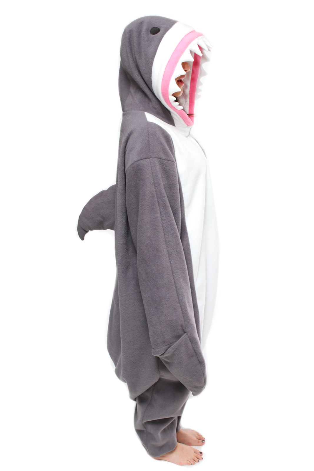 Bcozy Shark Adult Costume
