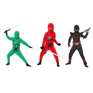 Boys Ninjas Dress-up Set