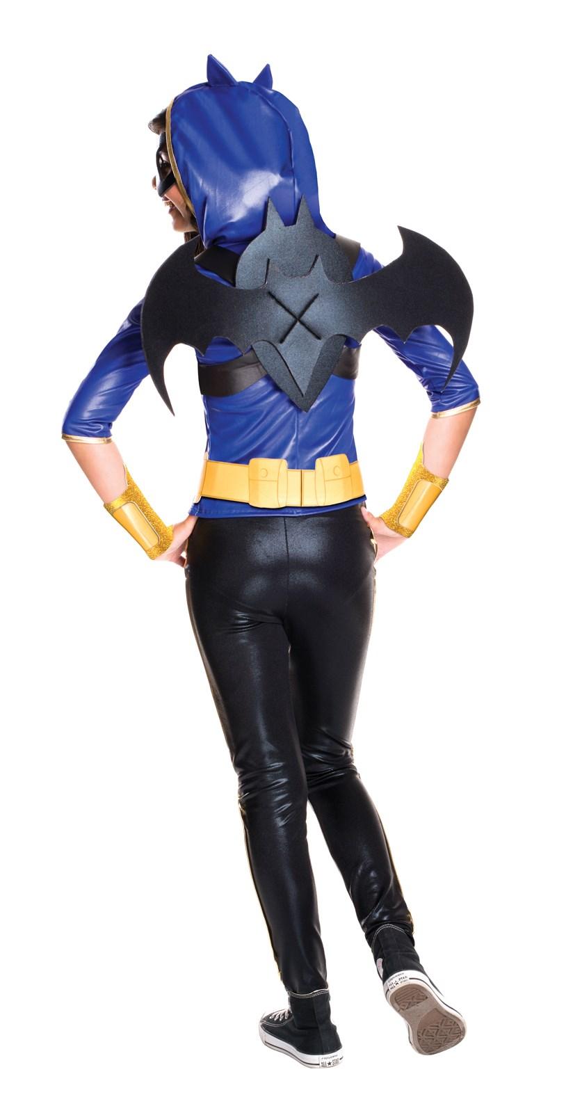 sexy costume deluxe batgirl